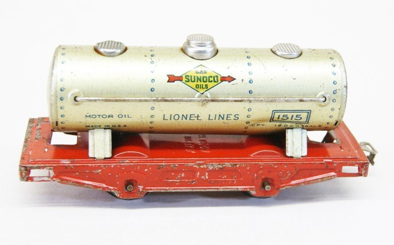 Very Early Lionel Freight Set with 152 Engine - 5