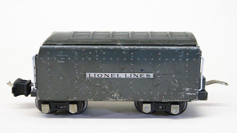 Lionel Pre-war 249e Freight Set Seven Pieces - 3
