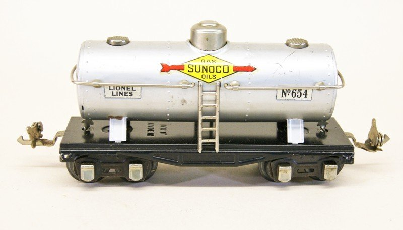 Lionel Pre-war 259e Freight Set - 6