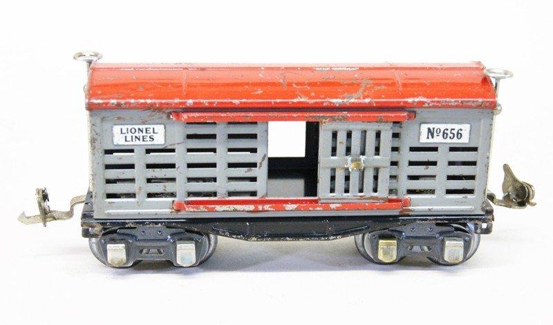 Lionel Pre-war 259e Freight Set - 7