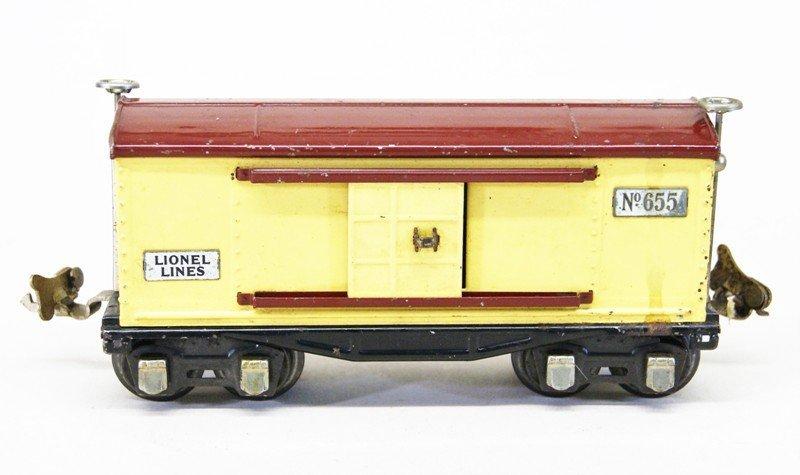 Lionel Pre-war 259e Freight Set - 8