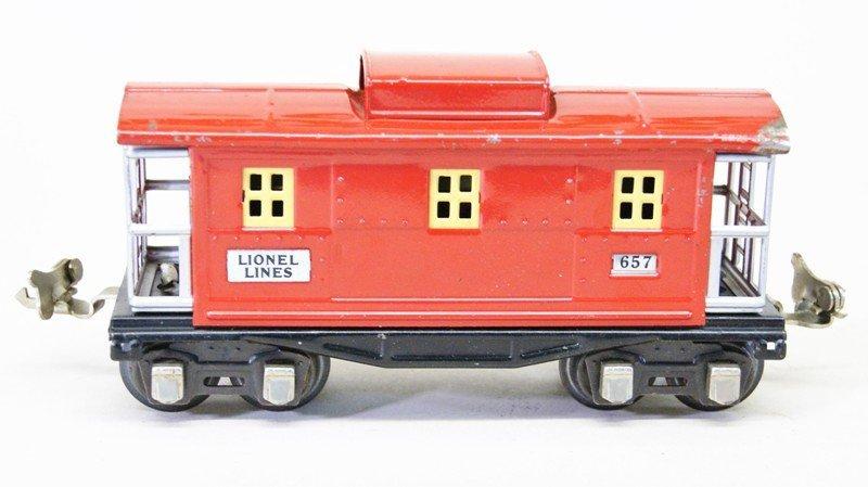 Lionel Pre-war 259e Freight Set - 9
