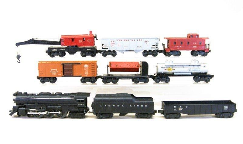 Lionel Post-war 2065 Freight Set