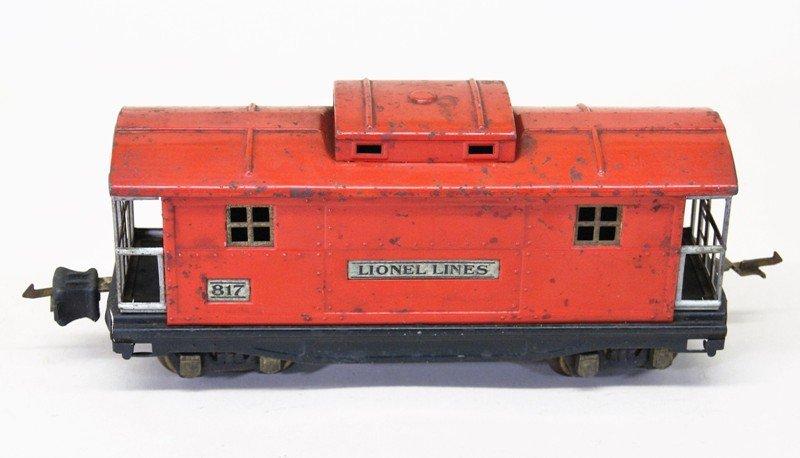 Lionel 226e Nine Piece Freight Set - 6