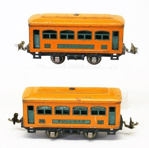 Two Lionel Pre-war Tin Plate Passenger Sets - 5