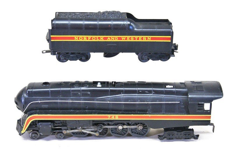 Lionel 748 Norfolk and Western