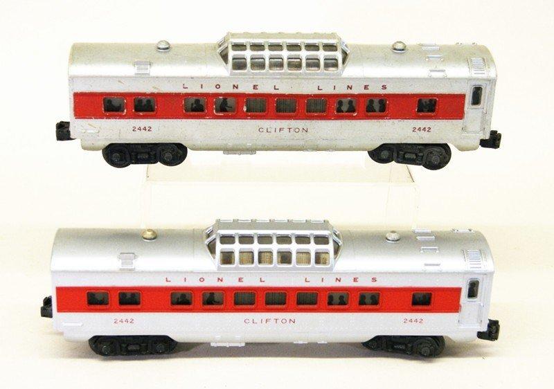 Lionel Post-war Texas Special Passenger Set - 4