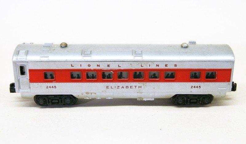 Lionel Post-war Texas Special Passenger Set - 5