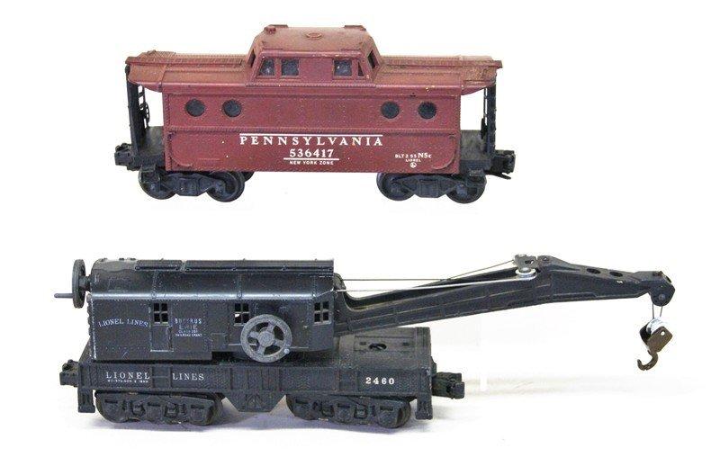 Lionel Post-war 681 Work Train - 4