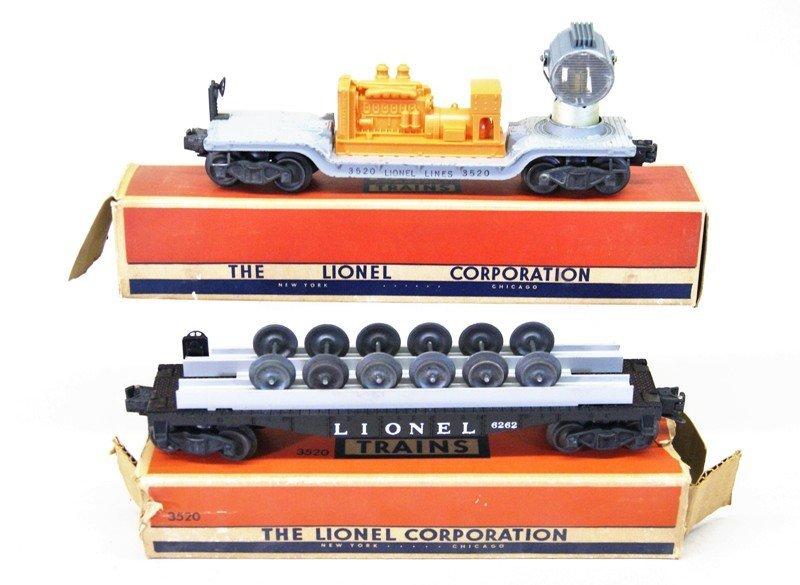 Lionel Post-war 681 Work Train - 5