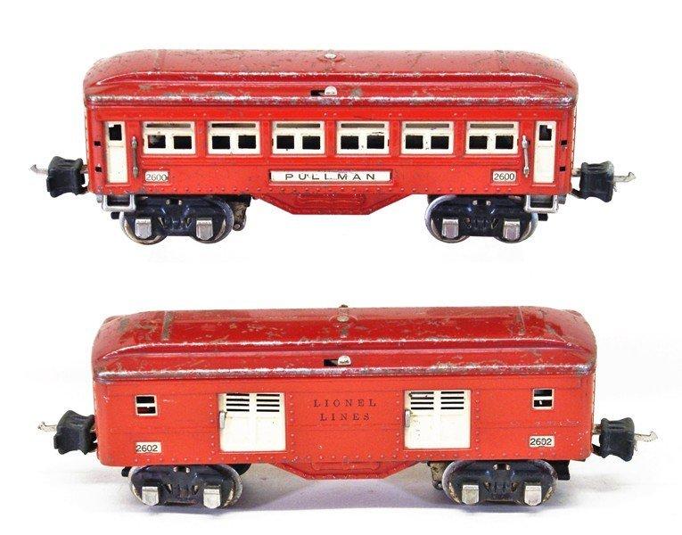Lionel 224e Passenger Set - 4