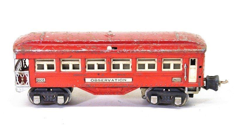 Lionel 224e Passenger Set - 5