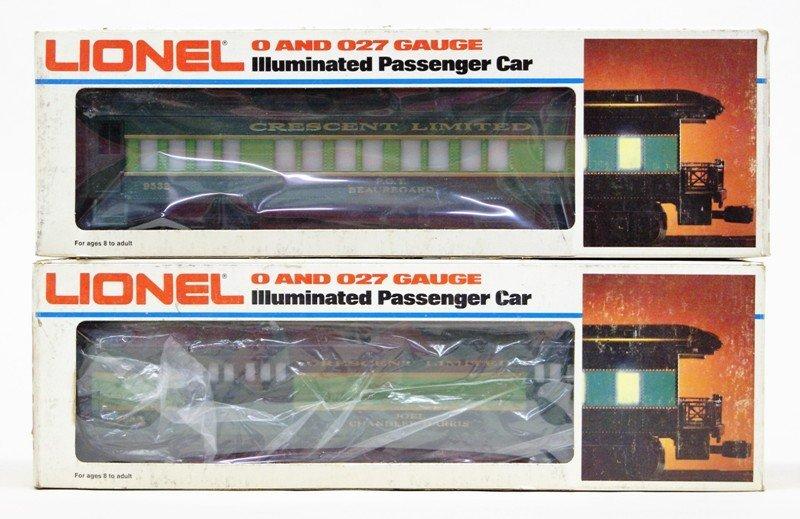 Lionel Southern Crescent Passenger Set Seven Pieces - 4