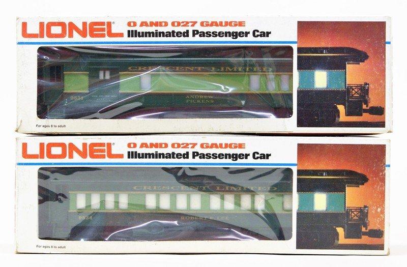 Lionel Southern Crescent Passenger Set Seven Pieces - 5