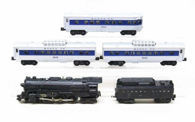 Lionel 2055 Passenger Set