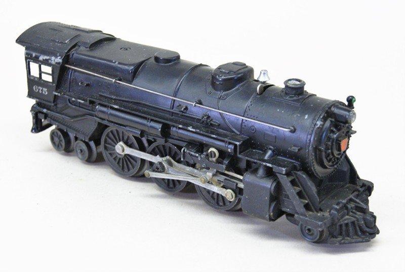 Lionel 675 Six Piece Passenger Set - 2