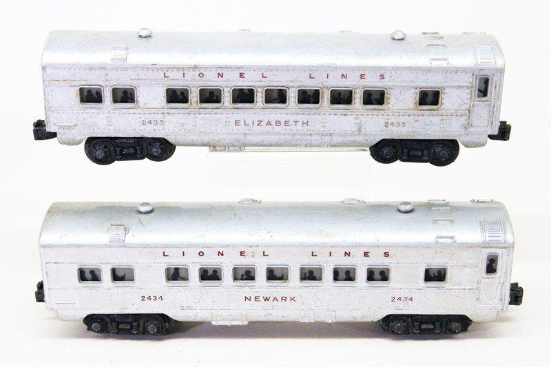 Lionel 675 Six Piece Passenger Set - 4