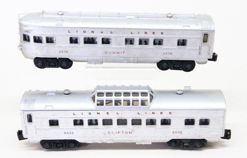 Lionel 675 Six Piece Passenger Set - 5