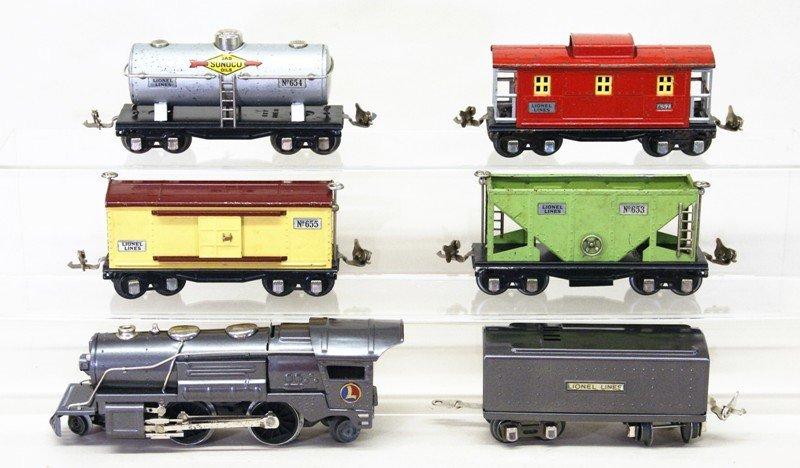 Lionel 259e Freight Set