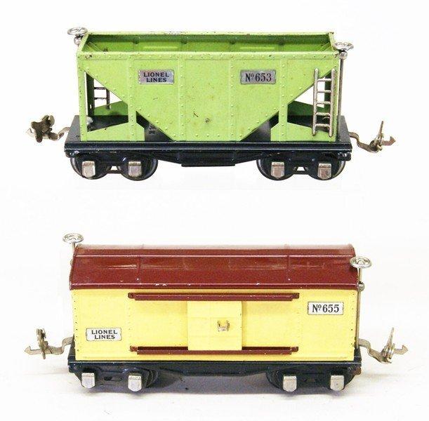 Lionel 259e Freight Set - 4