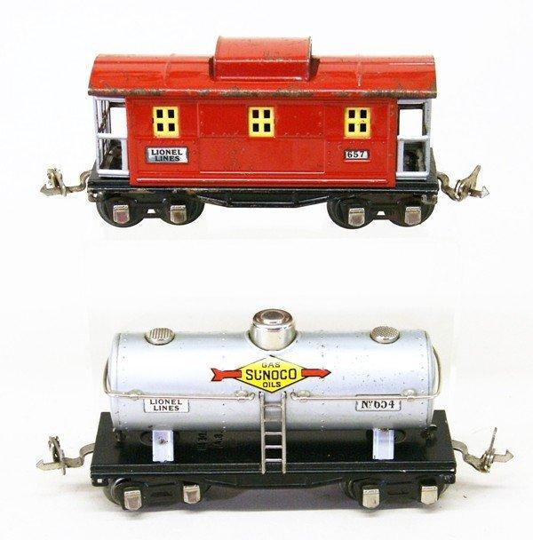 Lionel 259e Freight Set - 5
