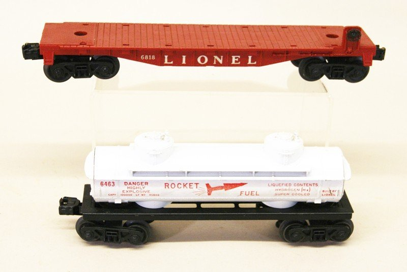 Lionel Post-war 228 Freight Set Seven Pieces - 3