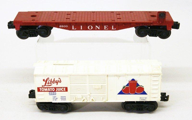 Lionel Post-war 228 Freight Set Seven Pieces - 4