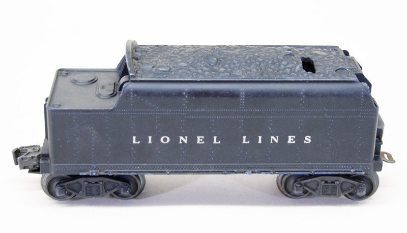 Lot of Three Lionel Steam Locomotives with Tenders - 3