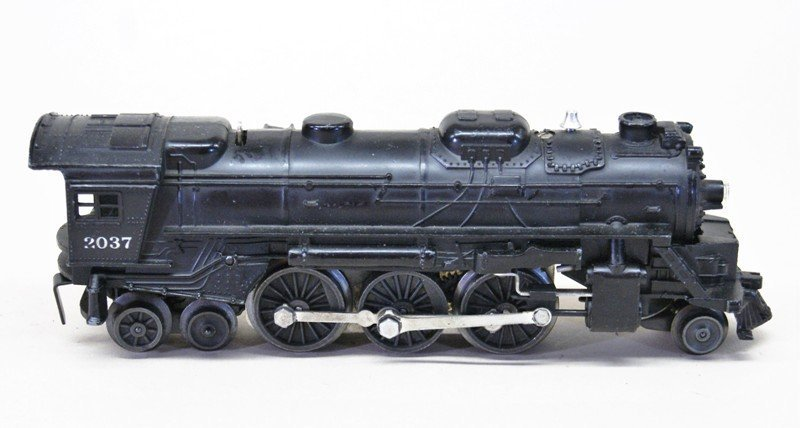 Lot of Three Lionel Steam Locomotives with Tenders - 4