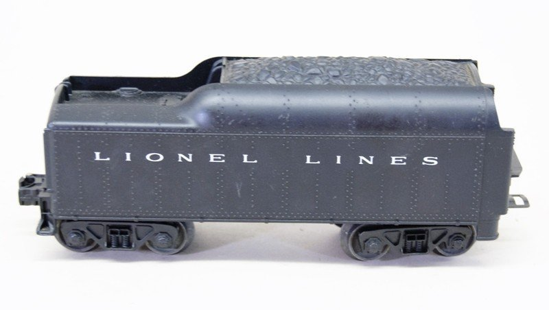 Lot of Three Lionel Steam Locomotives with Tenders - 5