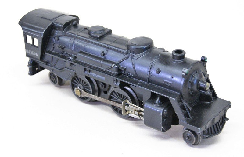 Lot of Three Lionel Steam Locomotives with Tenders - 6