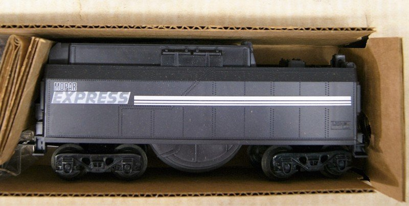 Lionel Mopar Express Train Set in Original Box - 4