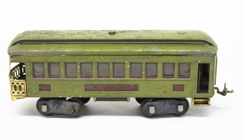 Lionel Pre-war #33 Passenger Set and miscellaneous - 4