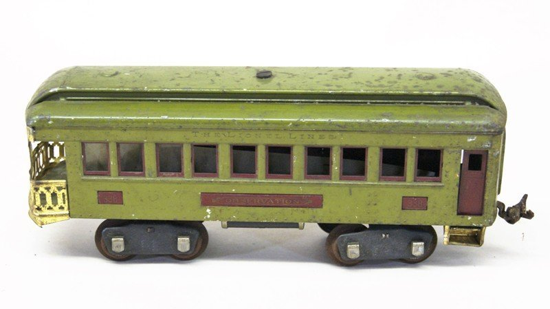Lionel Pre-war #33 Passenger Set and miscellaneous - 5