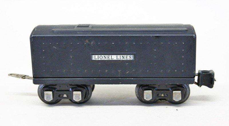 Lionel Pre-war 1666 Passenger Set - 3