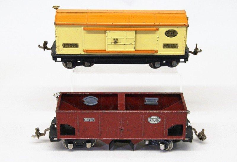 Lionel Pre-war 238 Freight Set - 4