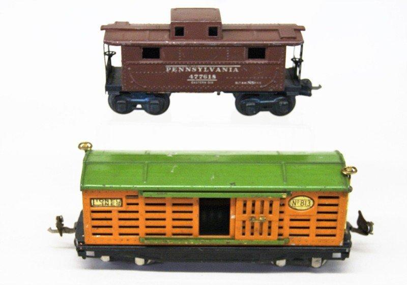 Lionel Pre-war 238 Freight Set - 5