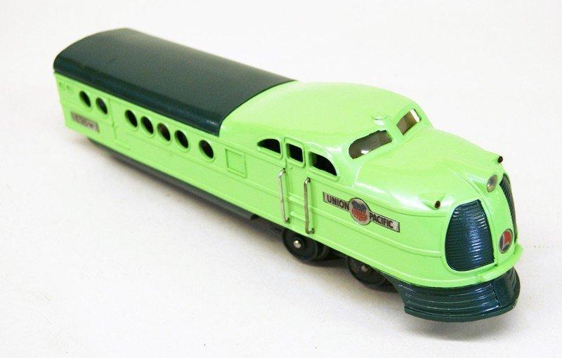 Lionel Pre-war 635W City of Denver Passenger Set - 2