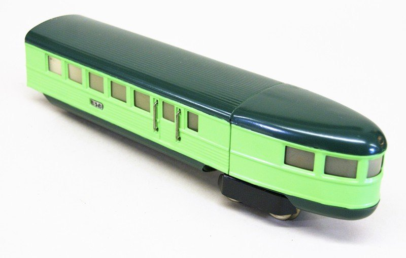 Lionel Pre-war 635W City of Denver Passenger Set - 4