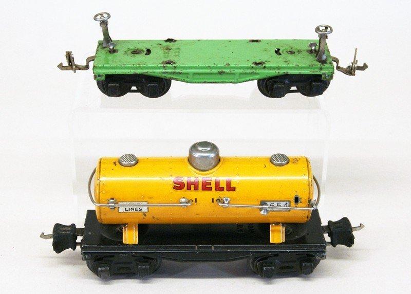 Lionel Pre-war 258 Freight Set - 4