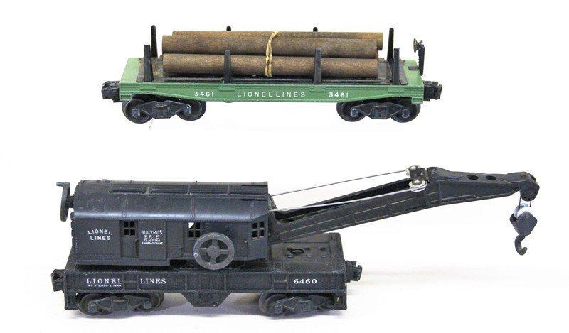 Lionel Post-war 2046 Freight Set - 4