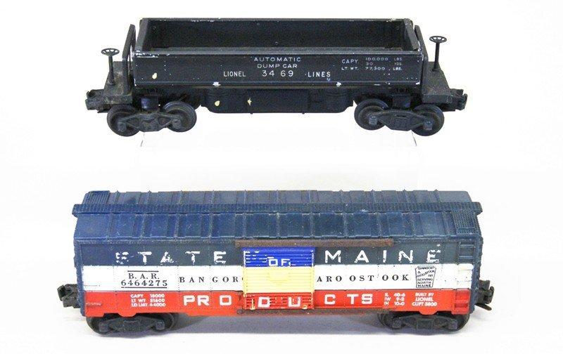 Lionel Post-war 2046 Freight Set - 5