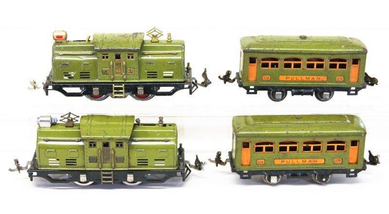 Lionel Pre-war 252 Tug-of-war Set