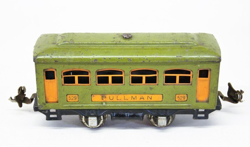 Lionel Pre-war 252 Tug-of-war Set - 5