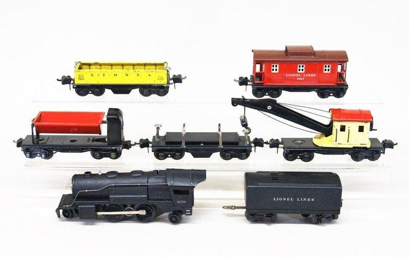 Lionel Pre-war 258 Freight Set