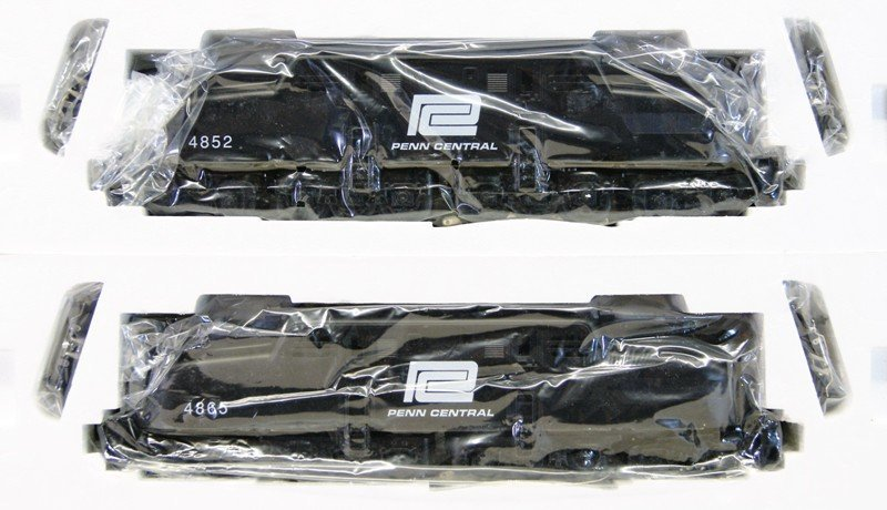 Pair of Williams GG-44, 4852 and 4865 - 2