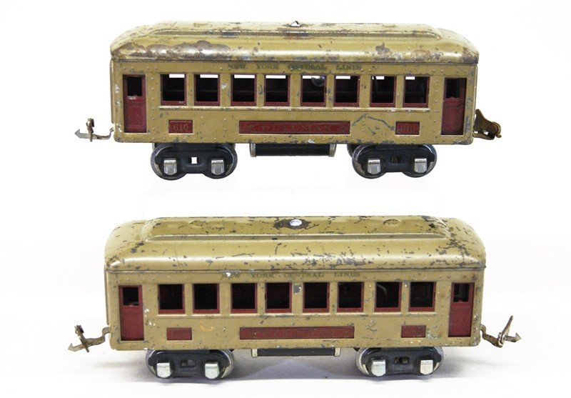 Lionel Pre-war 249e Passenger Set - 4