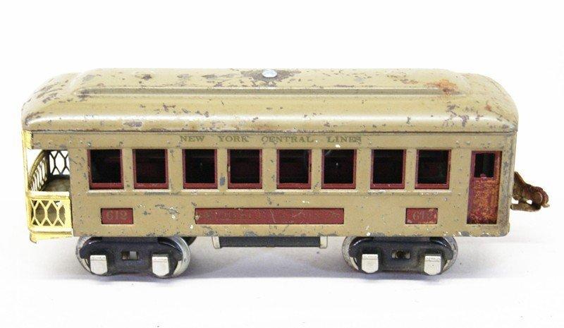 Lionel Pre-war 249e Passenger Set - 5