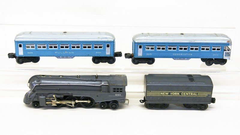 Lionel Post-war 221 Passenger Set