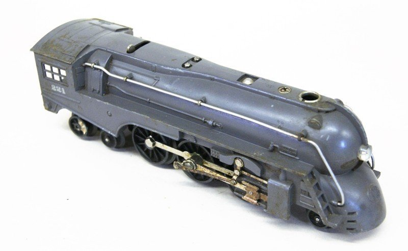 Lionel Post-war 221 Passenger Set - 2